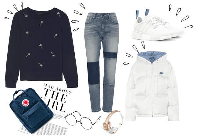 OOTD | Everyday Denim Outfit