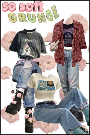SOFT grunge Girls