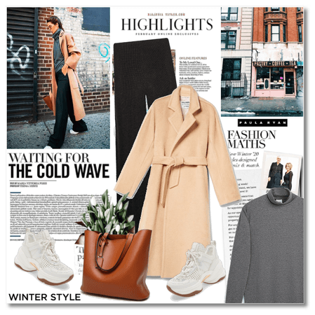 Winter Street Style: Waiting for the Cold Wave