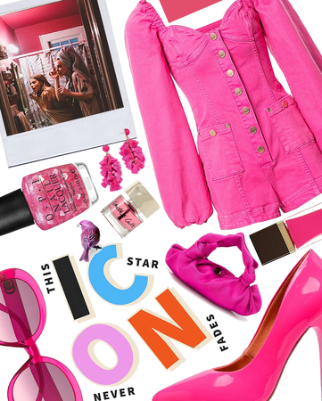 iconic pink   @sadcherrysoda contest