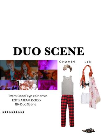 """SWIM GOOD"" DUO SCENE."