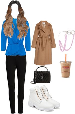 Winter Work Wear Style