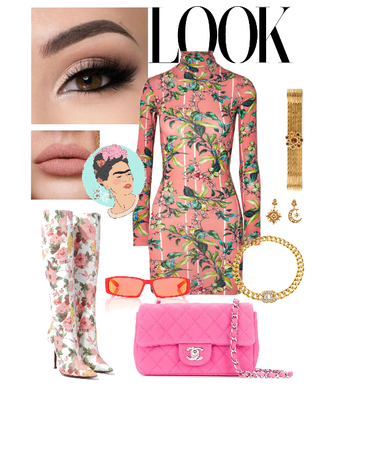 Floral Chic Girl