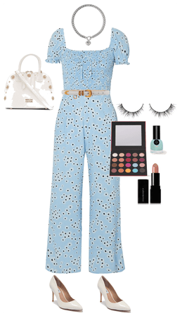 Styling a classmate-summer lunch