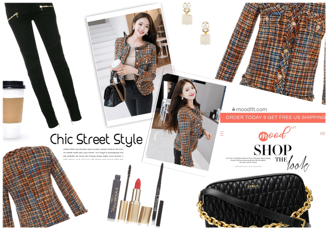 Chic Street Style/Get the look