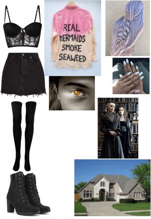 Bellatrix daughter