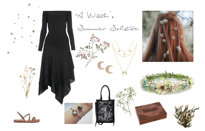 A Witch's Summer Solstice