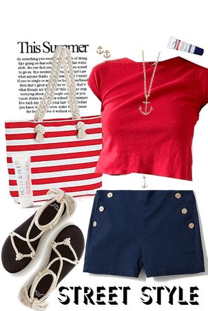 Sweet Sailor
