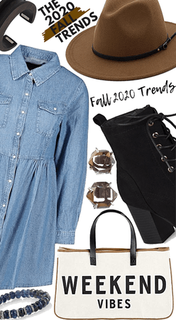 The 2020 Fall Trend : Denim