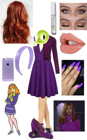 Halloween pt 17 Daphne