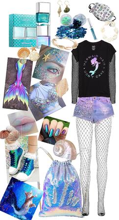 undercover mermaid