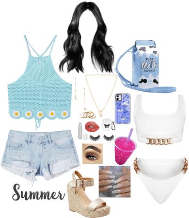 summer ☀️👙