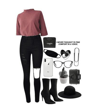 pink & black pt2