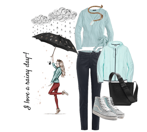 rain outfit