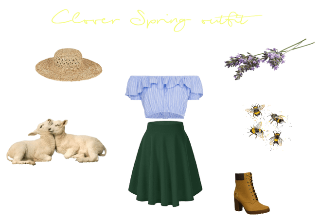 Clover Spring Outfit