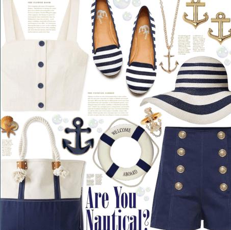 aRe you nautical