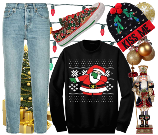 Time to Party| - Ugly Sweater Party