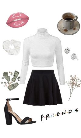 Rachel Green • FRIENDS