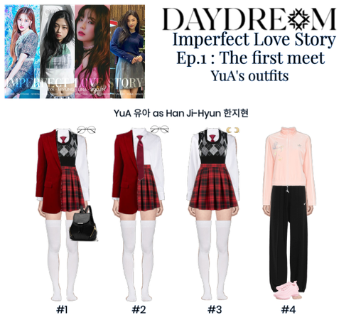 DAYDREAM (백일몽) YuA : Imperfect Love story : Ep.1