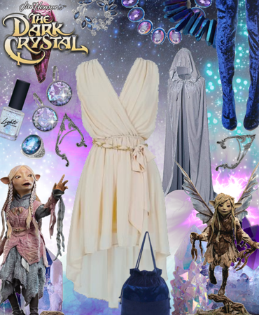 If I was in The Dark Crystal