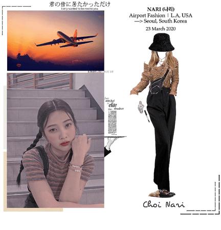 BITTER-SWEET [비터스윗] Airport Fashion 200323