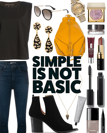 simple is not basic