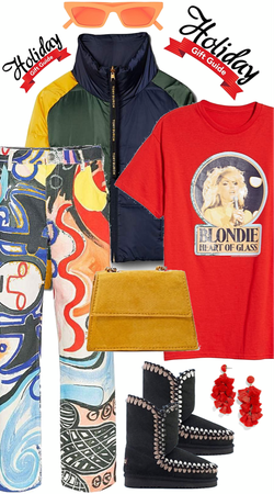Holiday Gift Guide - Bold Colors