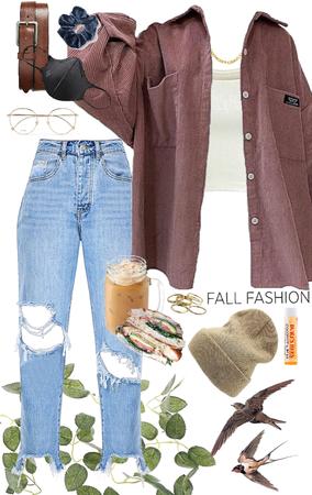 fall ootd :)