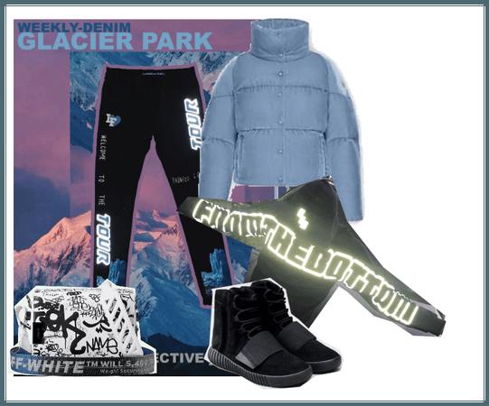 Glacier Drip Tour