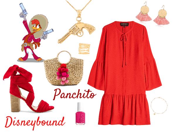 Disneybound Panchito