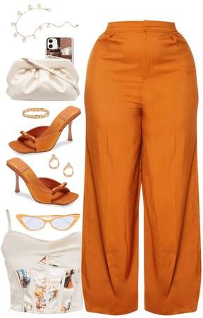 orange you glad I wore this!✨