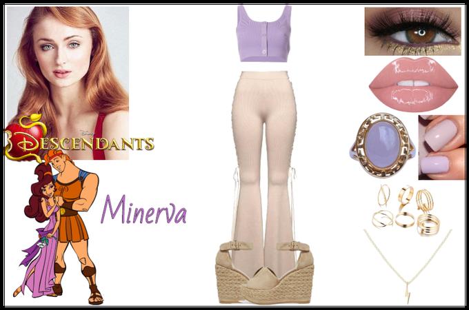 Minerva - Auradon