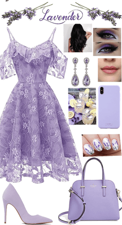 lavender summer party