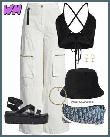 Summer Dior Brunch