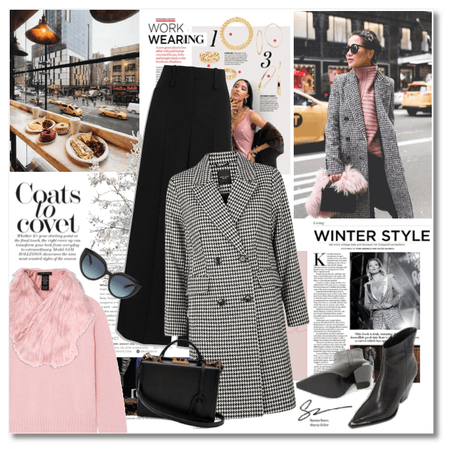 Winter Work Wear: Coats to Covet