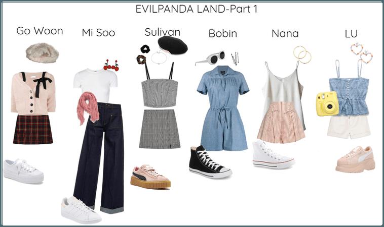 EVILPANDA LAND-Part 1