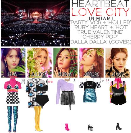 [HEARTBEAT] LOVE CITY IN MIAMI   PARTY