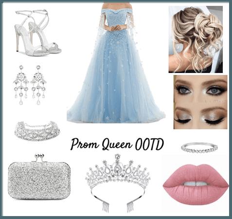 Prom Queen OOTD