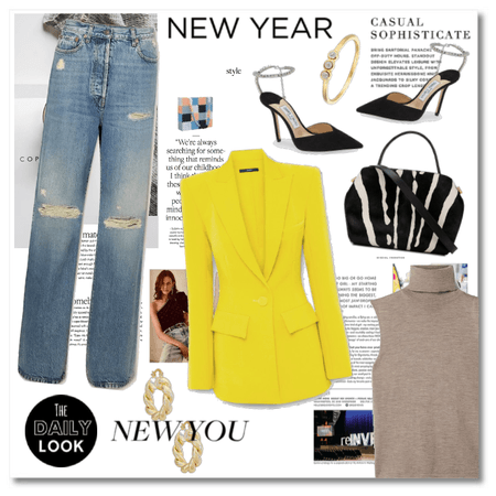 New Year, New You: Casual Sophisticate