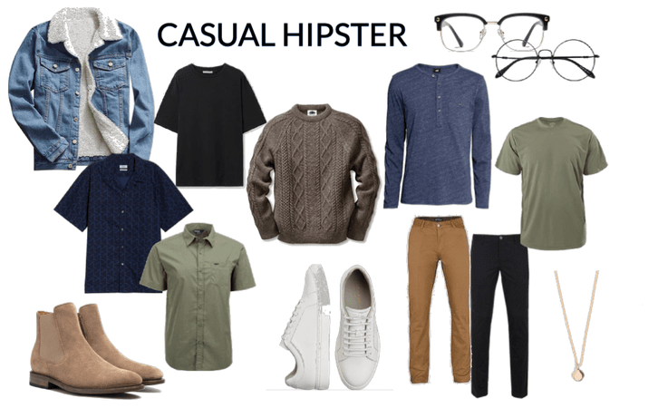 Casual Hipster