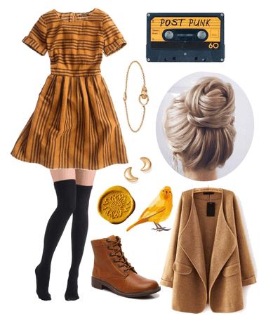 ElizabethStyle Yellow