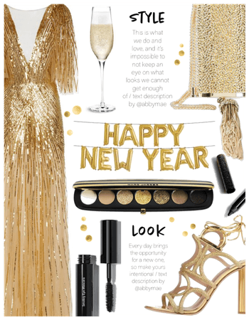 New Year's Glam 🎉 ( 12.29.2020 )