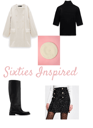Sixties Inspired outfit