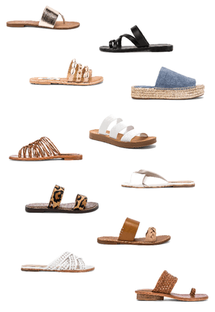 comfortable and eady summer sandals