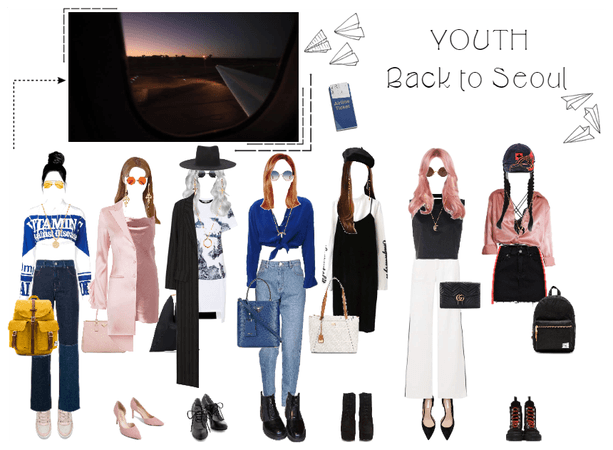 YOUTH: Back to Seoul