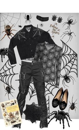 🕷 Spider Phobia 🕷