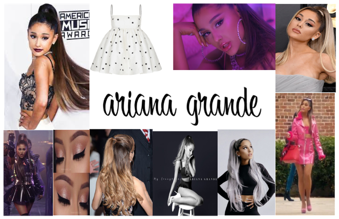 I think we could have guessed mine-Ariana Grande