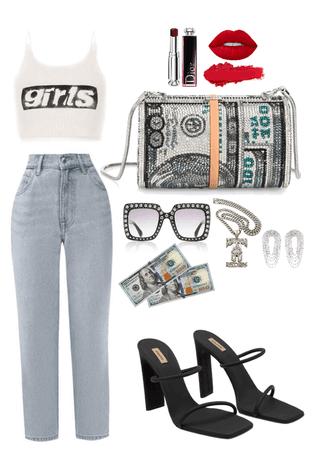 dollars queen 💵