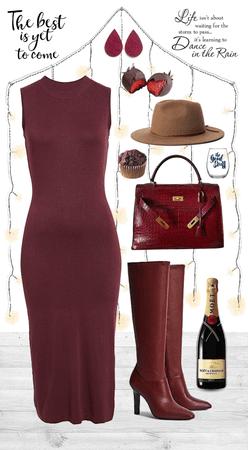 Hermès Birkin Bag - Wine Not?😁🍷