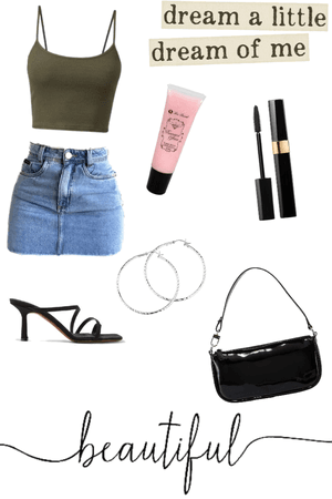 Women's Shopping Day Outfit
